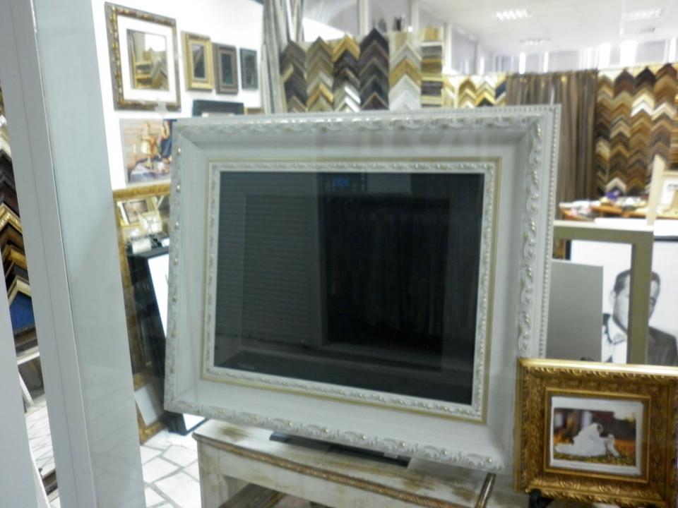 Оформление телевизоров — мастерская
